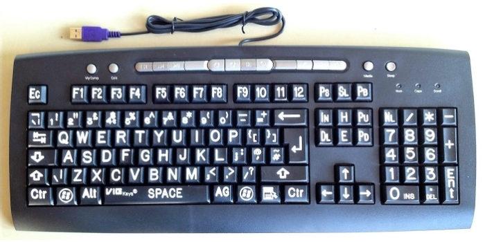 VG-20125 - 20128 VIG Keys